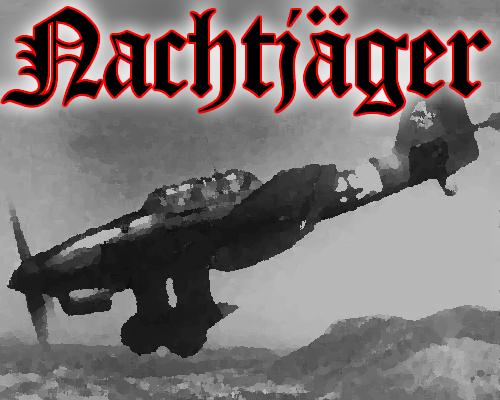 NACHTJÄGER - A World War II German flying ace recounts a hellish tale with a bizarre twist.  (Link to ForteanBureau.com)