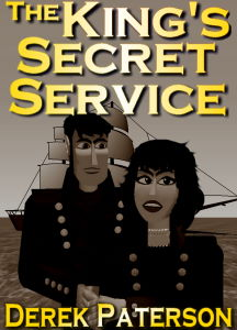 The King's Secret Service by Derek Paterson - read sample here