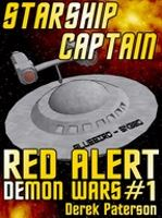 Starship Captain: Red Alert by Derek Paterson